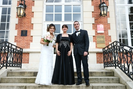 Photo with the Bride & Groom by davidpagephotography.com
