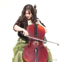 Samantha Bramley - Cello Girl