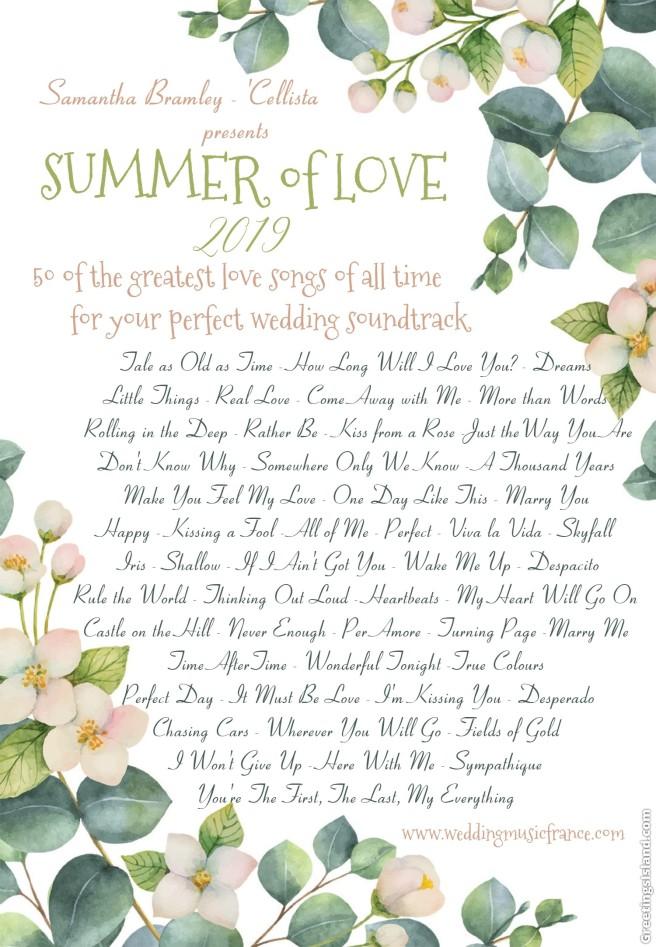 Summer of Love 2019